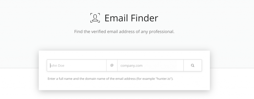 Hunter-email-finder-for-email-outreach